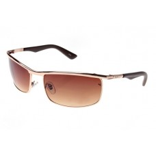 Ray Ban RB3459 sunglasses golden / brown lens 1930
