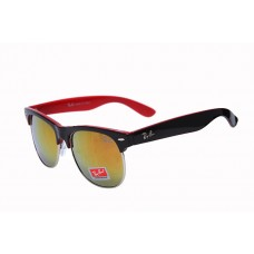 Ray Ban RB3016 sunglasses red / black sale