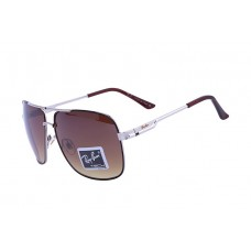 Ray Ban RB3136 sunglasses silver / red 1930